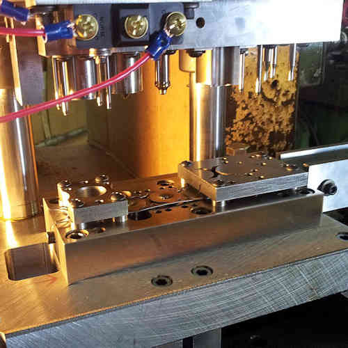 Precision Stamping Die